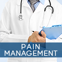 A pain management doctor utilizes various treatments to control chronic pain related to any type of disease, injury and relief of pain at the end of life.